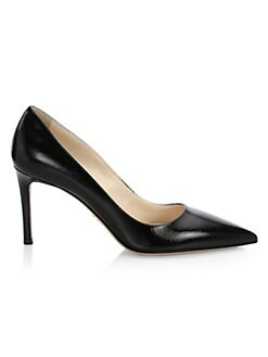 ea0e726709d6 Product image. QUICK VIEW. Prada. Black Saffiano Leather Pumps