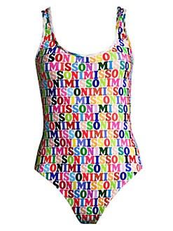 ... Swimsuit WHITE MULTI. Product image