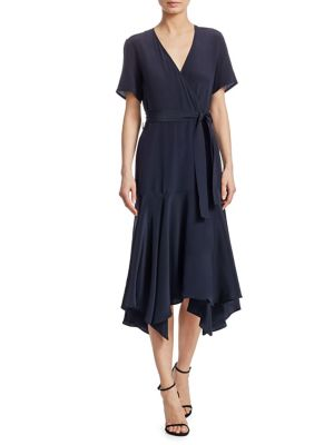 Cora Silk Dress by A.L.C.