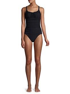 f02ba3e827 Gottex Swim. Tutti Frutti One-Piece Swimsuit