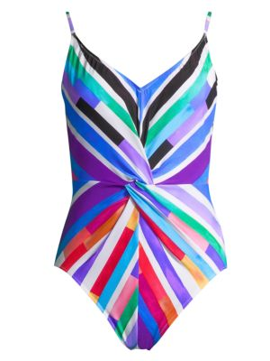 GOTTEX SWIM Carnival One-Piece Swimsuit in Multi