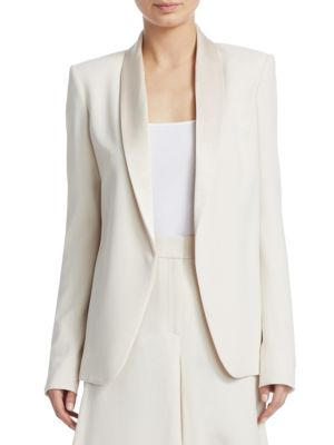 Fluid Shawl Blazer by Theory