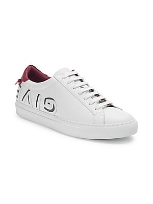 8f8dfbbdaf9f Comme des Garcons Play - Peek-A-Boo Canvas Low-Top Sneakers - saks.com