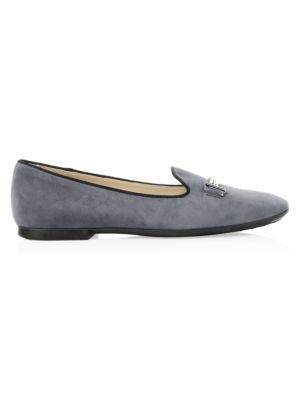 Double T Slip On Loafers by Tod's
