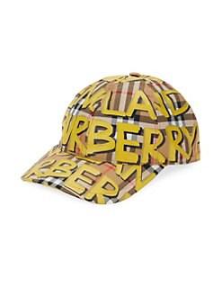 Burberry. Marker Pen Baseball Cap 65522beeb38b