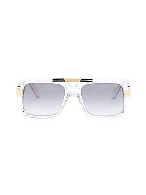 1801070275 Cazal - Cazal 61MM Modified Aviator Sunglasses - saks.com