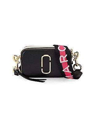 Chloé - Small Marcie Leather Crossbody - saks.com 652f98de07