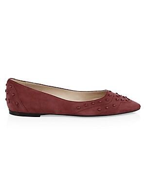 3a358fe57f9 Givenchy - Elegant Studded Leather Slides - saks.com