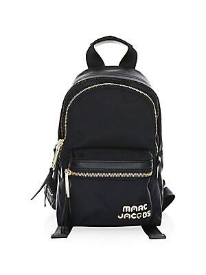 d099bf0760cbf6 MICHAEL Michael Kors - Rhea Zip Leather Backpack - saks.com
