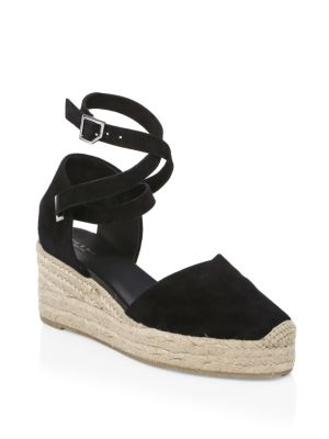 Kea Platform Wedge Espadrilles by Rag & Bone