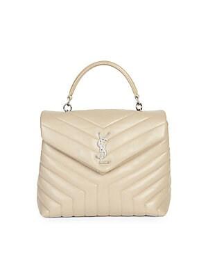 bebf712ada134 Saint Laurent - Large Lou Lou Chain Strap Shoulder Bag - saks.com