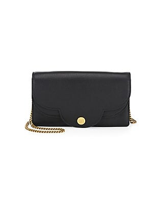 3e13417bce4d See by Chloé - Polina Leather Convertible Clutch