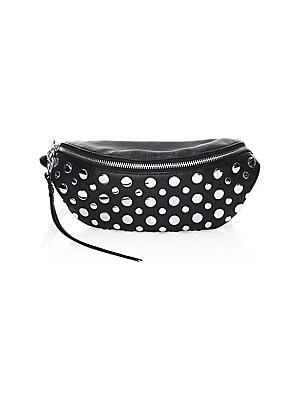 Studded Leather Sling Bag by Rebecca Minkoff