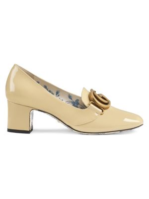Victoire Gg Pumps by Gucci