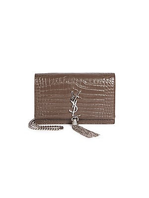 4baeadb27816 Strathberry - Mini East/West Croc-Embossed Crossbody Bag - saks.com