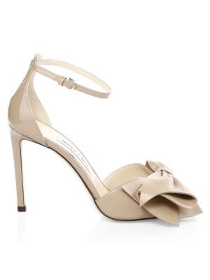 Karlotta Peep Toe Heels by Jimmy Choo