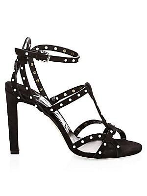 9c9e2c7c7 Jimmy Choo - Beverly Strappy Stiletto Sandals - saks.com