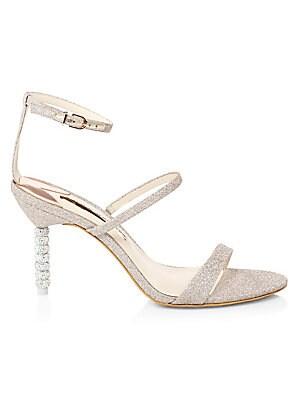 3c6d33e7e00 Sophia Webster - Rosalind Crystal-Embellished Sandals - saks.com
