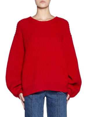 Oversized Wool Sweater by Acne Studios