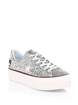 8ba1e25a279a Converse - Chiara Ferragni One Star Platform Sneakers - saks.com