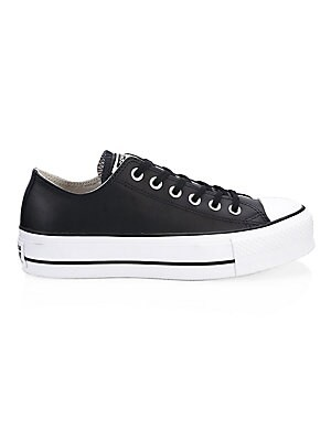 78f400abf9415c Comme des Garcons Play - Peek-A-Boo Canvas Low-Top Sneakers - saks.com