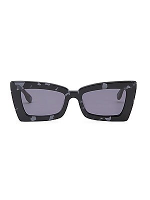 2bf6fbfdf3 Saint Laurent - SL 207 53MM Jerry Cat-Eye Sunglasses - saks.com