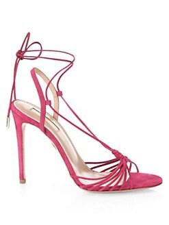 Magenta Whisper Sandals PINK. Product image