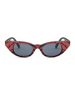 7d212cfa Women's Cat-Eye Sunglasses | Saks.com
