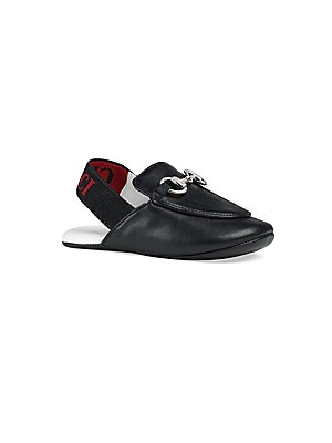 b90f94226 Gucci - Baby's Princetown Leather Mule