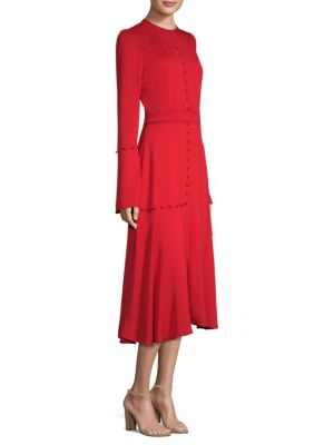 Back Zip Frye Women's Dress Sand Brielle EIYWDH92