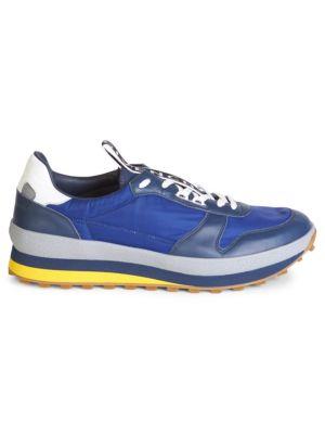 Men'S Tr3 Low-Top Runner Sneakers, Navy