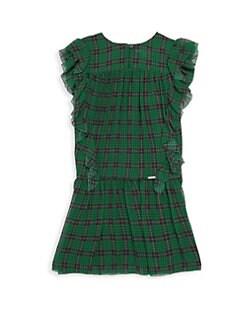 4bafb08f1a80 Burberry. Little Girl's & Girl's Lallie Silk Dress