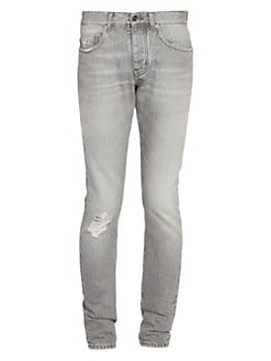 0abd11d430d Distressed Skinny Jeans GREY. QUICK VIEW. Product image