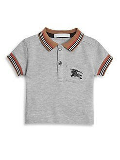 524491530 Product image. QUICK VIEW. Burberry. Baby Boy s   Little Boy s Noel Polo  Shirt