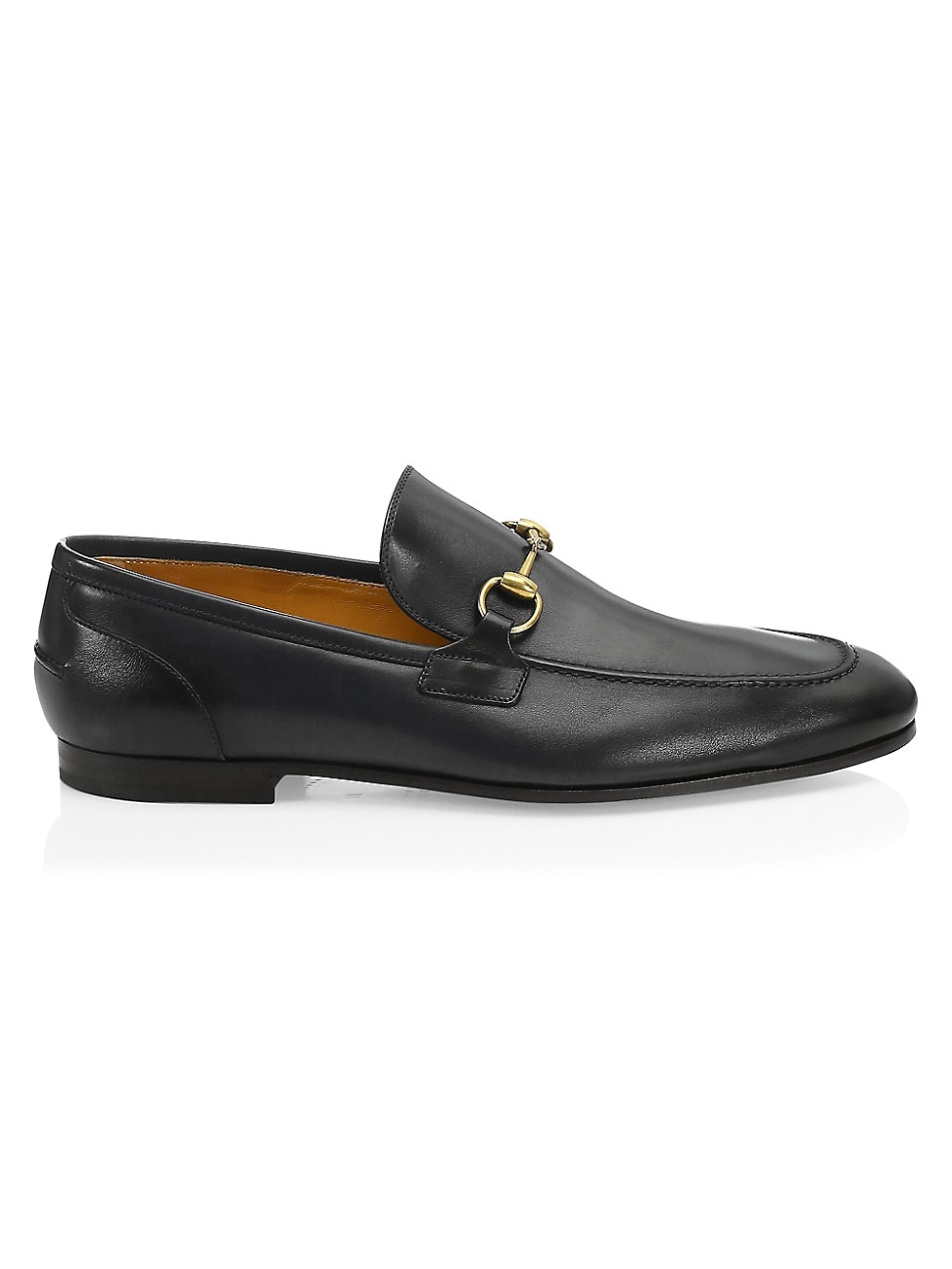 Gucci MEN'S JORDAAN LEATHER LOAFERS