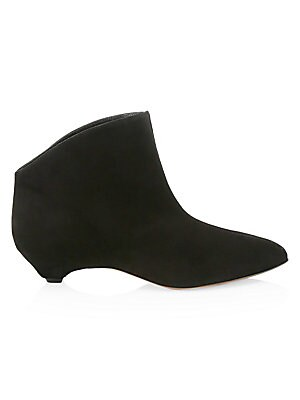 67e39643db555 Sam Edelman - Petty Low-Cut Suede Ankle Boots - saks.com