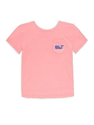 13bdc7150a21 Little Girl s Graphic Logo T-Shirt Dress.  276.00 · Vineyard Vines - Little  Girl s   Girl s Whale ...