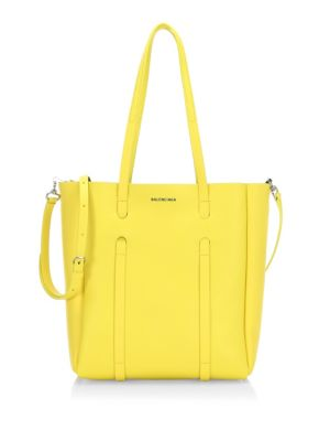 Mini Everyday Tote Bag, Yellow
