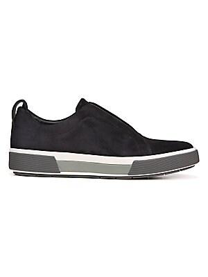 dfd045a88c88 Fendi - Monster Slip-On Sneakers - saks.com