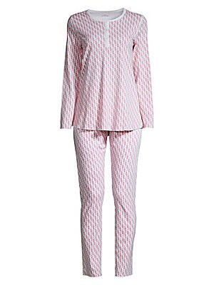 edd2893c63 Roller Rabbit - Neapolitan Archipelago Two-Piece Horse-Print Cotton Pajamas  Set