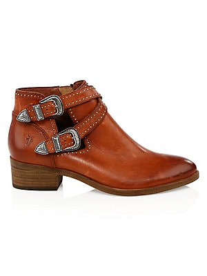 0a687ba17 Sam Edelman - Kami Embroidered Booties - saks.com