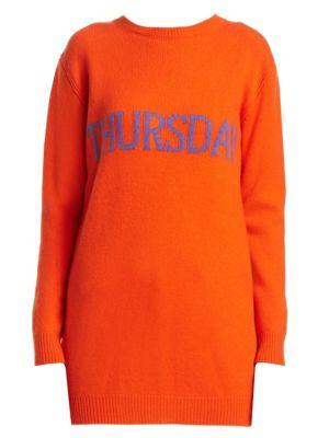 Rainbow Week Capsule Days Of The Week Thursday Tunic, Orange