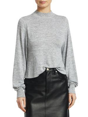 03c394755 Rag & Bone - Moss Leather Mini Skirt - saks.com