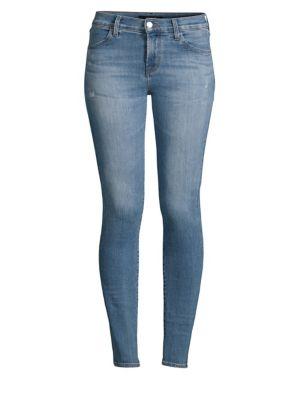 620 Super Skinny Jeans In Sawyer Destruct
