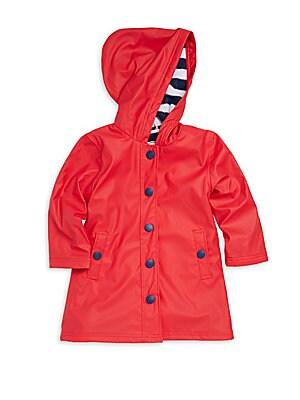 beb56df1bb7c Hatley - Little Kid s   Kid s Splash Jacket - saks.com