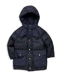 38ec235ceb69 Gucci. Baby Boy s Cabin Down Jacket