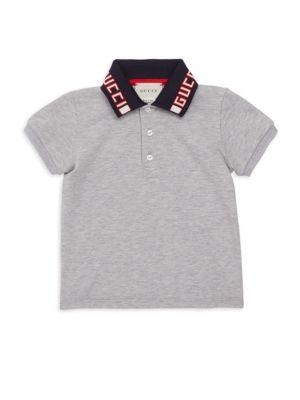 7cebf5d15bd Gucci - Pittsburgh Pirates™ Patch Polo Shirt - saks.com