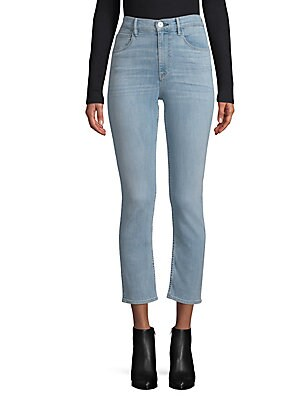 573d79c0ca20 Coated Skinny Jeans.  199.00. 3x1 - Colette Slim Cropped Jeans