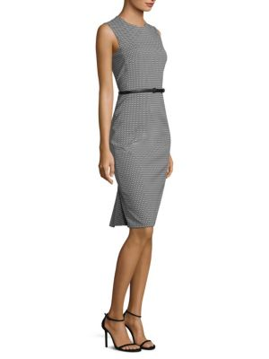 Destino Belted Sheath Dress by Max Mara