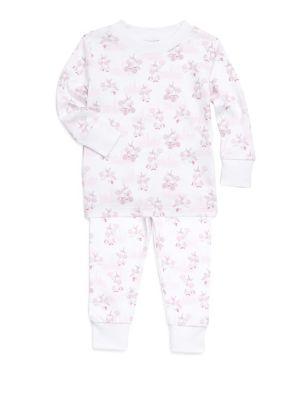 Babys Girls  Little Girls Unicorn Pajama TwoPiece Set